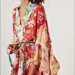 Spell and the Gypsy Delilah Patchwork Kimono